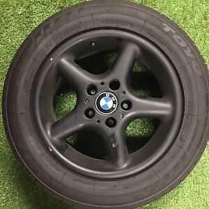 BMW E39 5 series wheels and tyres Toyo 225/55/16 Acacia Ridge Brisbane South West Preview