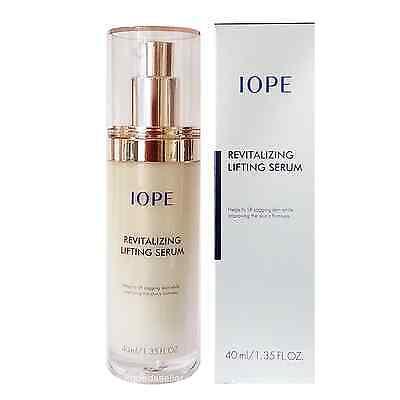 IOPE Amore Pacific Revitalizing Lifting Serum 40ml + 1 Mask Sheet Anti-aging