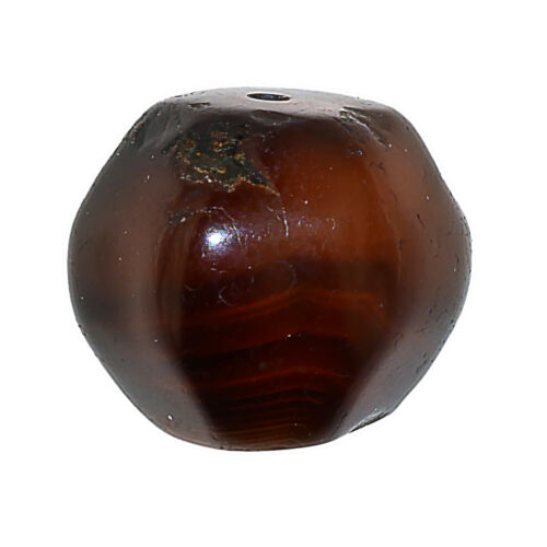 (2522) Ancient  Agate Bead from China-Tibet,  唐朝