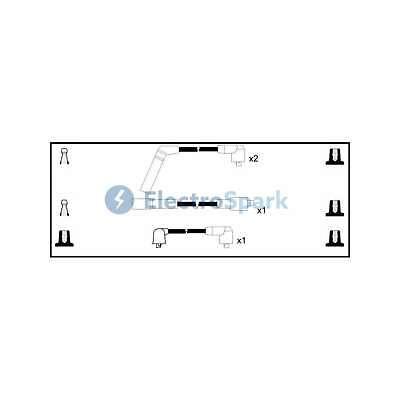 Genuine ElectroSpark Ignition Cable Kit - OEK654
