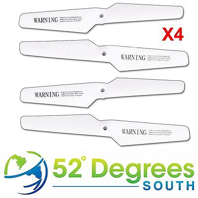 BOGOF 8 for price of 4 Syma X5/X5C Quadcopter Helicopter Propeller 2-Blade Drone