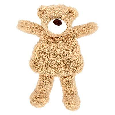 GOOD BOY UNFILLED RAGGY BEAR DOG TOY soft plush puppy Cuddle - STUFFED HEAD