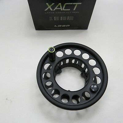 LOOP spare spool Xact 8-12 Fly Reel new in original box for sale  Shipping to Canada