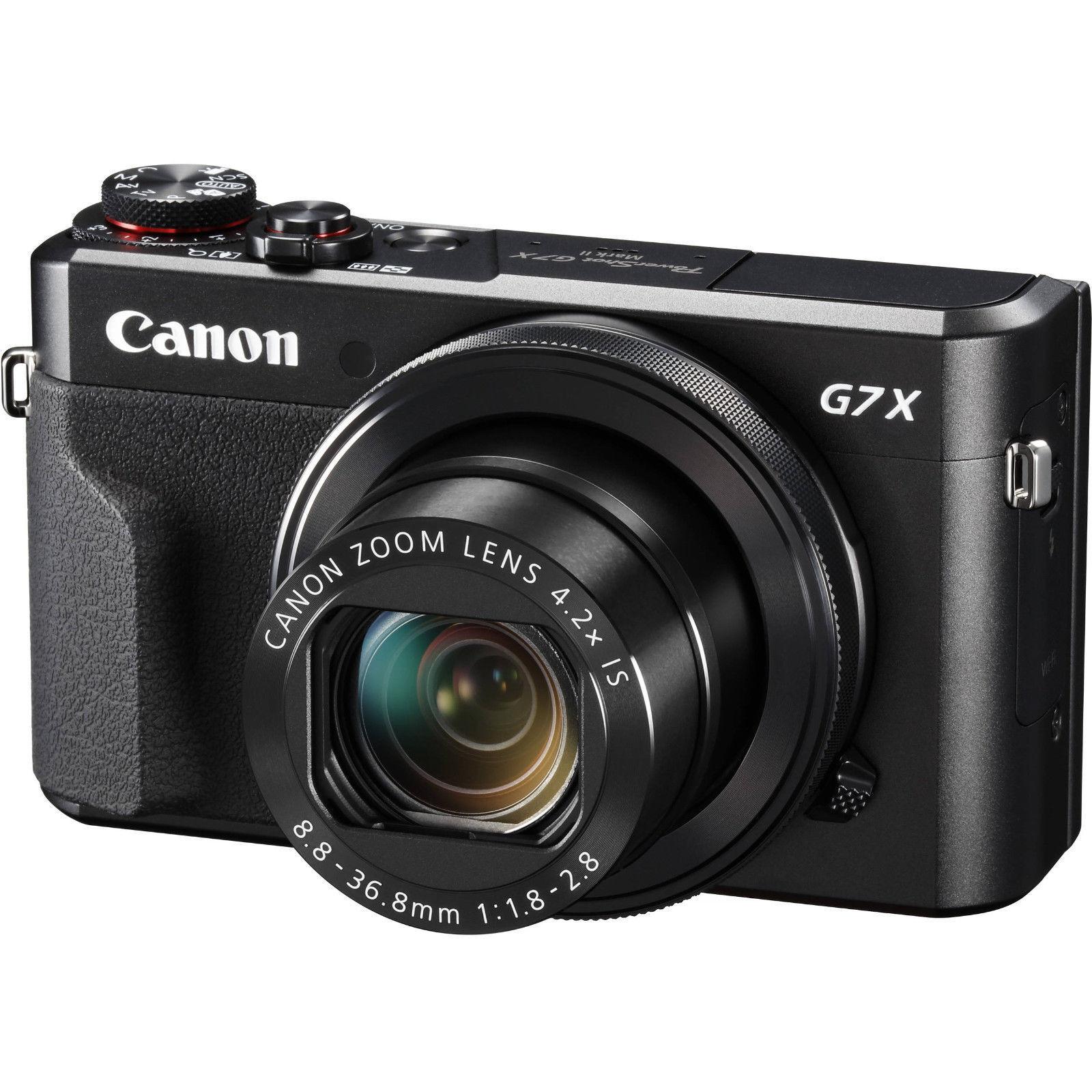 New Canon Powershot G7x G7 X Ii Mark Ii Digital Camera