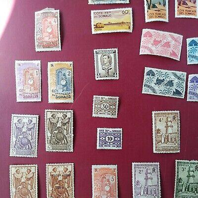 83# Somalia Stamps MWH