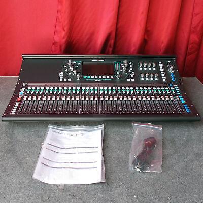 Allen & Heath SQ-7 48 Channel / 36 Bus Digital Mixer (Factory Re-Certified)