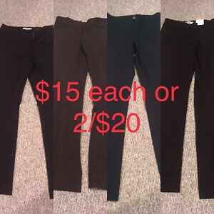 REDUCED! - Size SMALL pants in excellent condition!