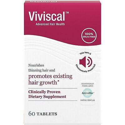 Viviscal Extra Strength Hair Vitamin for Women - 60 Tablets