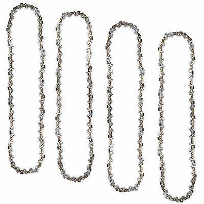 4  x Sägekette für Kettensäge Stihl 35cm Kette 3/8 P 1,3mm 50TG L4-ST