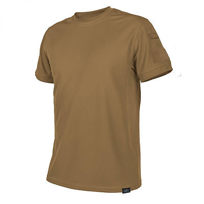Military Style 100/% Baumwolle Coyote Braun Helikon Tex US T-Shirt Army