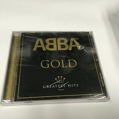 Gold Greatest Hits - Abba CD Sealed ! New !!!