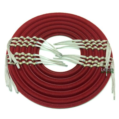 "10"" x 4"" 4 Layer Red Nomex Spider Pack with Triple Flat Leads   XHDZ046#6-RD"