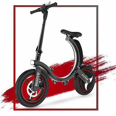 Bicicleta Eléctrica E-Bike Bicicleta Plegable 14