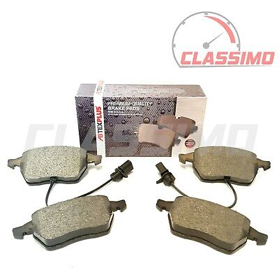 Front Brake Pads for AUDI A4 B6 B7 - 1.8T 1.9TDI 2.0TDI - 2001 to 2009