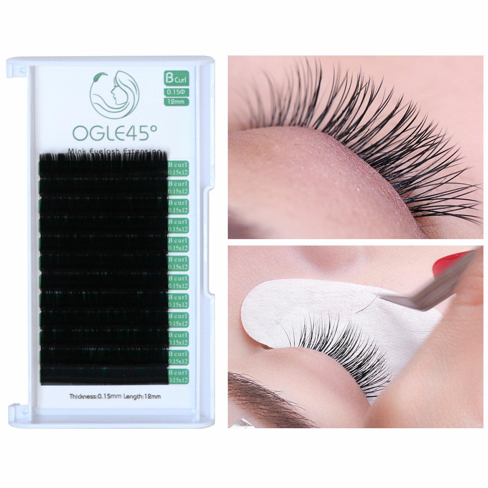 OGLE45° Luxury Volume Lashes B Individual Eyelash Extension