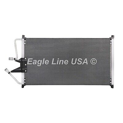 AC Condenser Fits 94-98 C/K 1500 2500 3500 Pickup V6 V8 Escalade Blazer Yukon