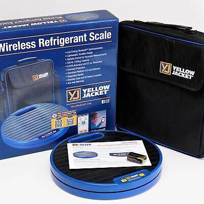 Yellow Jacket 68864 Wireless Refrigerant Charging Scale