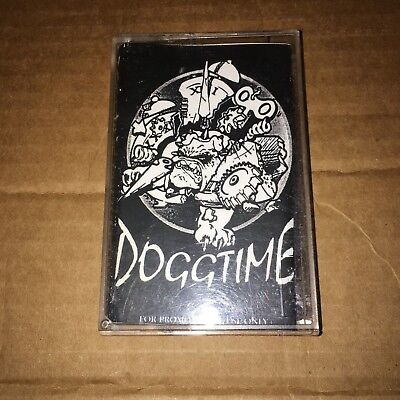RARE! DJ Doggtime It's Still Butta Baby CLASSIC NYC 90s Hip Hop Cassette Mixtape