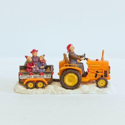 St. Nicholas Square Village Collection - Holiday Hayride