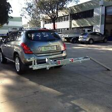Motorbike carrier rack *NEW DESIGN* galvanised steel 10 left !!!! St Peters Marrickville Area Preview