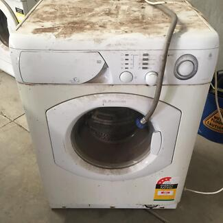 Ariston washer ACXL129 Richmond Hawkesbury Area Preview