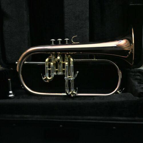 Allora Flugelhorn in Protec Case with F1 Mouthpiece #FG17100044