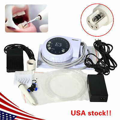 Dental Ultrasonic Piezo Scaler Cleaner Fit Ems Woodpecker Endo Perio Cavitron