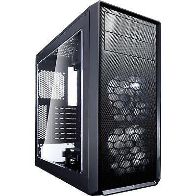 Fractal Design Focus G, Tower-Gehäuse, schwarz