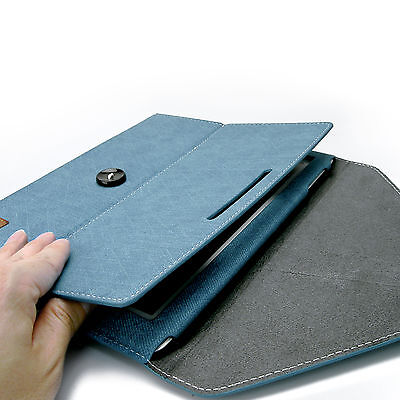 iLuv ICC837 Dungarees Fashionable portfolio case for iPad 3 / iPad 2, NEW