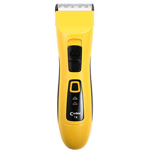Codos Silent Electronic Professional Hair Trimmer Clipper Beauty Master Salon
