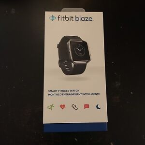 Fitbit Blaze (Smart fitness watch) everything included!!