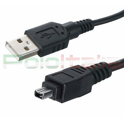 Cable 5m USB Firewire Para Video Sala De Foto Digital sony JVC...