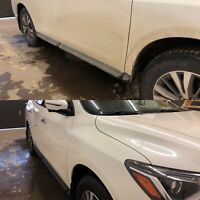 Auto Detailing! Time to get your vehicle Detailed!