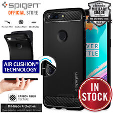 OnePlus 5T Case SPIGEN Rugged Armor Resilient Soft Cover