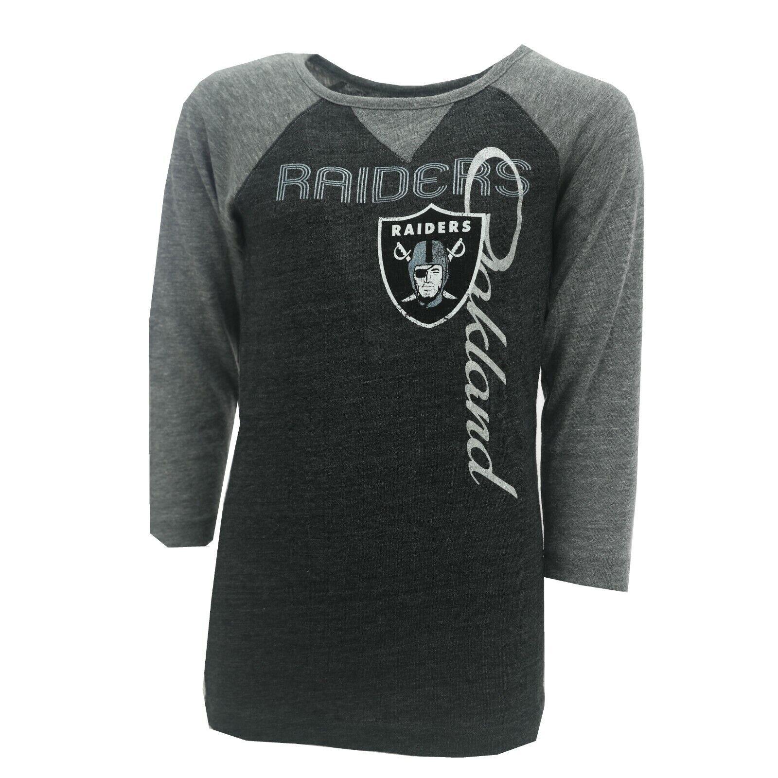 kids raiders shirt