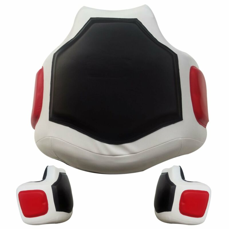 GEL Chest Guard Protector For Boxing MMA Muay Thai Karate Training