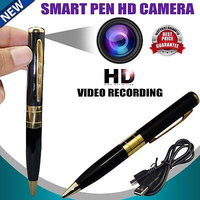 Digital Spy Hidden Camera Pen HD 1080p Video Recorder Ball Point Writing Pen