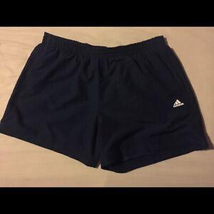 Navy Adidas Climalite shorts size mens XXL