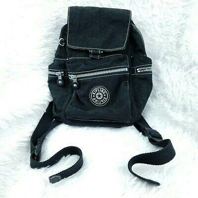 Kipling Classic Mini Travel Backpack Bag Black