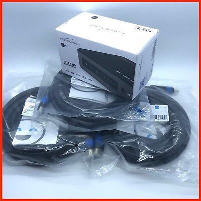 KabelDirekt KabelDirect HDMI SWITCH BOX 4K UHD HD HDR FULLHD PS4 XBOX KABEL 5M