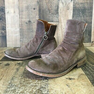 Fiorentini Baker Suede Boots Womens 7
