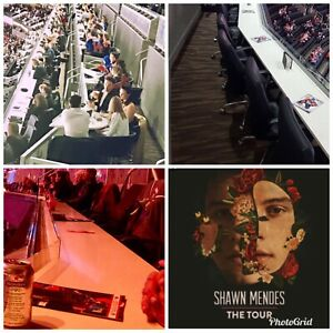 SHAWN MENDES - LOGE LEVEL - BEST SEATS - 2 SEATS AVAILABLE