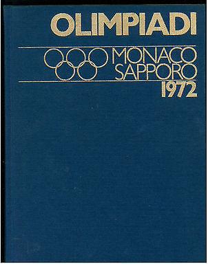 OLIMPIADI MONACO SAPPORO 1972 FABBRI I° EDIZ.
