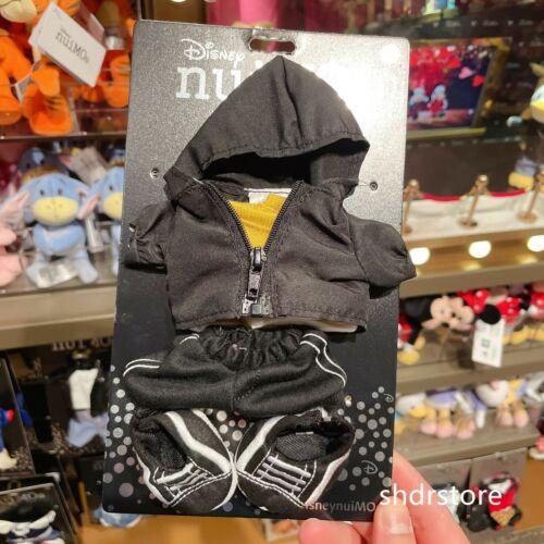 Disney 2021 nuiMOs Outfit Hooded Zip Jacket and Sneakers Set Shanghai disneyland