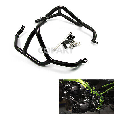Engine Guard Kit - Lower Engine Frame Guard Crash Bar Kit For Kawasaki Z900 2017 2018 17 18