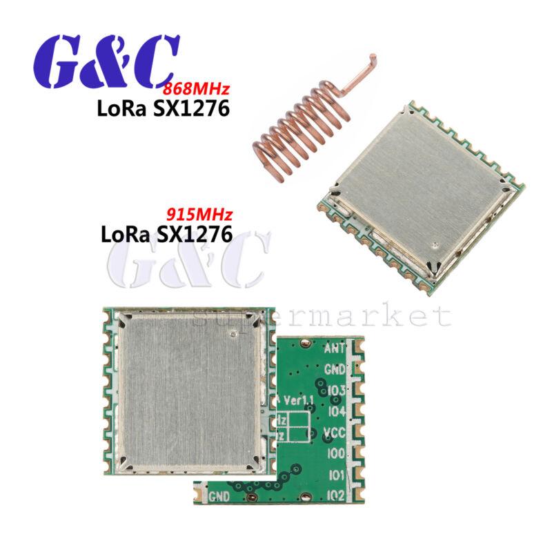 868/915mhz SX1276 Wireless Transceiver Module LoRa Data Transfer SPI ATF