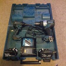 Makita drill pack Cromer Manly Area Preview