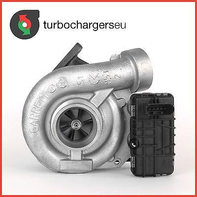Turbo Elektronik (Turbolader Mercedes E-Klasse W211 280CDI 130 Kw 177 PS 743115 +Elektronik)