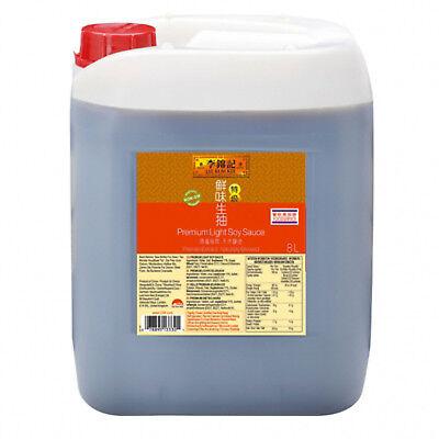 16 Liter LEE KUM KEE Helle Premium Sojasauce Light Soy Sauce Sojasoße Soja Sauce Helle Soja Sauce