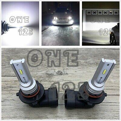 9005 HB3 CSP LED Headlights Bulbs Conversion Kit High Beam 6000K SUPER White 35W